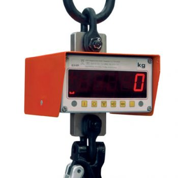 big screen mobile weighing crane scales