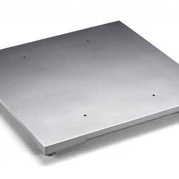 Stainless steel industrial floor scales