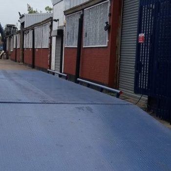 New Weighbridge Installation – East London case study