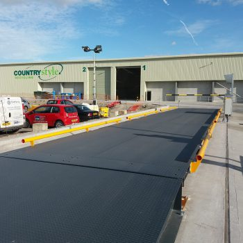 Weighbridge Automation - traffic management installed