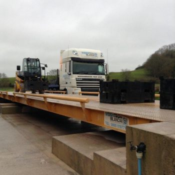 Weighbridge Maintenance & Servicing - testing methods