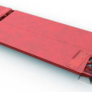 Surface Mounted Eurodeck SB Weighbridge design