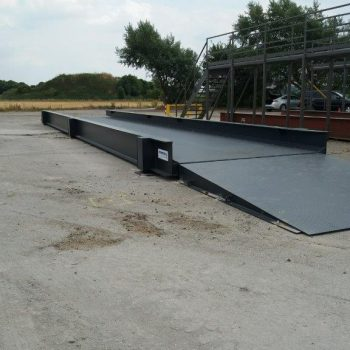 heavy duty titan weighbridge example