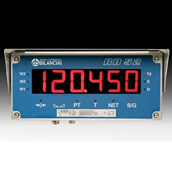 RD-52 Large Digital Display scale -