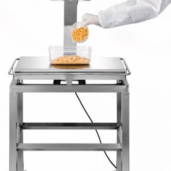 Process Weighing Takeaway Diade