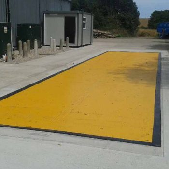 Pit Mounted Eurodeck Weighbridge