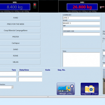 Weighbridge Easy Software